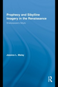 Cover Prophecy and Sibylline Imagery in the Renaissance