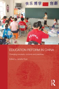 Cover Education Reform in China