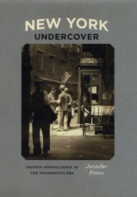Cover New York Undercover