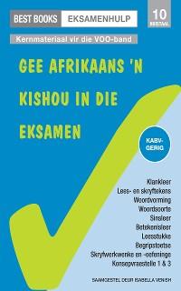 Cover Best Books Eksamenhulp: Graad 10 Taal- en leesoefenboek vir Huistaal