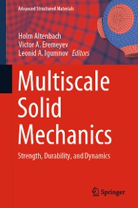 Cover Multiscale Solid Mechanics