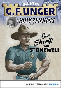Cover G. F. Unger Billy Jenkins 36 - Western