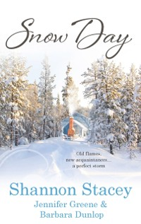 Cover Snow Day: Heart of the Storm / Seeing Red / Land's End (Mills & Boon M&B)