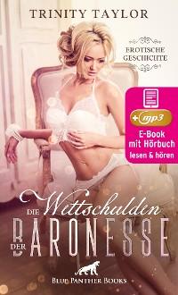 Cover Die Wettschulden der Baronesse | Erotik Audio Story | Erotisches Hörbuch