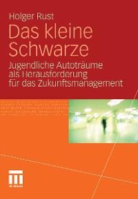 Cover Das kleine Schwarze