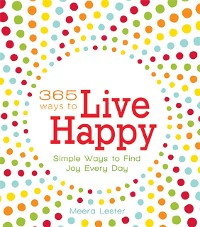 Cover 365 Ways to Live Happy