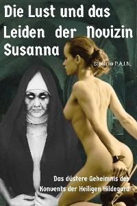 Cover Die Lust und das Leiden der Novizin Susanna