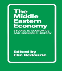 Cover Middle Eastern Economy