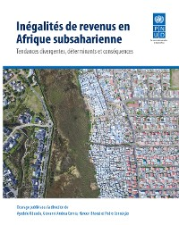 Cover Inégalités de revenus en Afrique subsaharienne