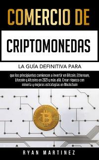 Cover Comercio de criptomonedas