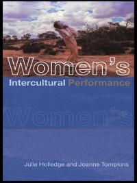 Cover Women's Intercultural Performance