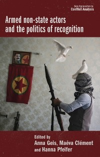 Cover Armed non-state actors and the politics of recognition