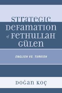 Cover Strategic Defamation of Fethullah Gülen