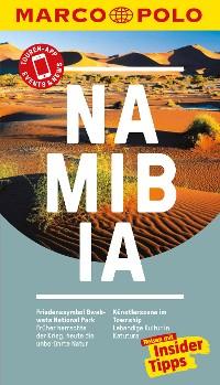 Cover MARCO POLO Reiseführer Namibia