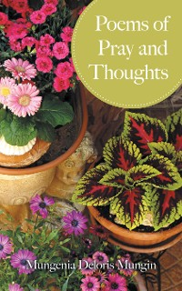 Cover Poems of Pray and Thoughts
