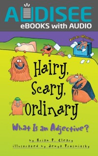 Cover Hairy, Scary, Ordinary
