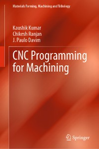 Cover CNC Programming for Machining