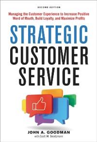 Cover Strategic Customer Service