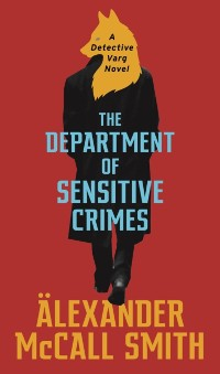 Cover Department of Sensitive Crimes