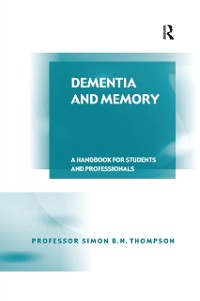 Cover Dementia and Memory