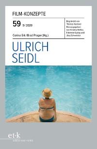 Cover FILM-KONZEPTE 59 - Ulrich Seidl