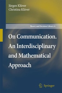 Cover On Communication. An Interdisciplinary and Mathematical Approach