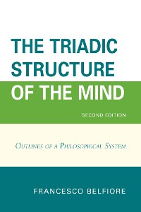 Cover The Triadic Structure of the Mind