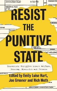 Cover Resist the Punitive State