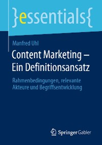 Cover Content Marketing – Ein Definitionsansatz