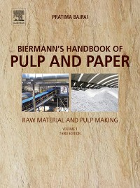 Cover Biermann's Handbook of Pulp and Paper