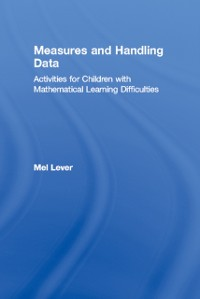 Cover Measures and Handling Data