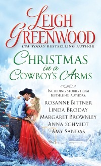 Cover Christmas in a Cowboy's Arms