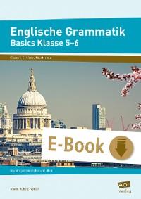 Cover Englische Grammatik - Basics Klasse 5-6