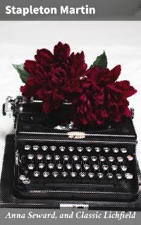 Cover Anna Seward, and Classic Lichfield