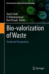 Cover Bio-valorization of Waste
