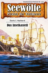Cover Seewölfe - Piraten der Weltmeere 524