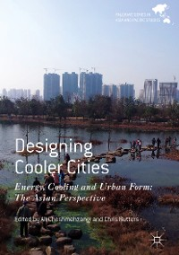Cover Designing Cooler Cities