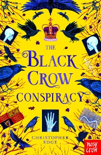 Cover The Black Crow Conspiracy