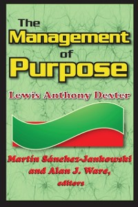 Cover Management of Purpose