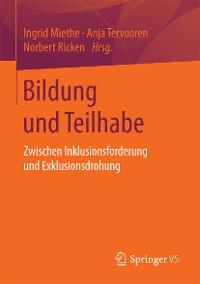 Cover Bildung und Teilhabe