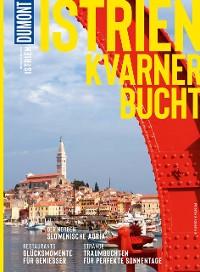Cover DuMont BILDATLAS Istrien, Kvarner Bucht