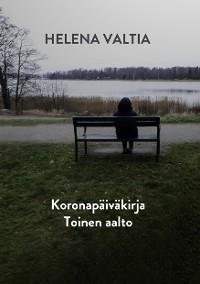 Cover Koronapäiväkirja Toinen Aalto