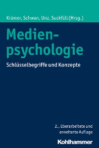 Cover Medienpsychologie