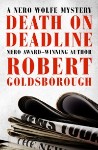 Cover Death on Deadline