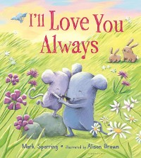 Cover I'll Love You Always