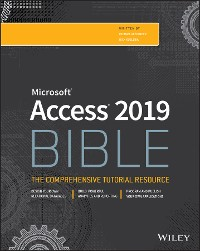 Cover Access 2019 Bible
