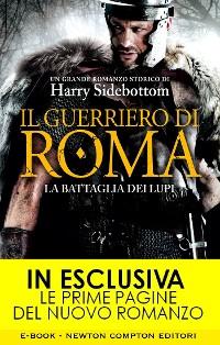 Cover Il guerriero di Roma. La battaglia dei lupi