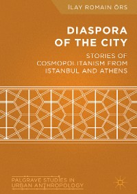 Cover Diaspora of the City