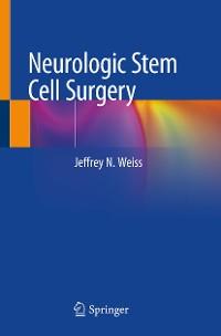 Cover Neurologic Stem Cell Surgery