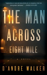 Cover The Man Across Eight Mile